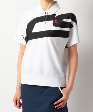 RIJOUME ビッグシルエットロゴ半袖シャツ