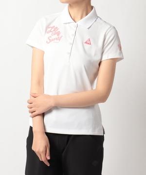 パステルカラー半袖シャツ