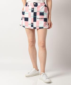 マルチカラースカート