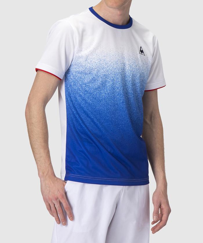 【テニス】【メンズ】半袖ゲームシャツ