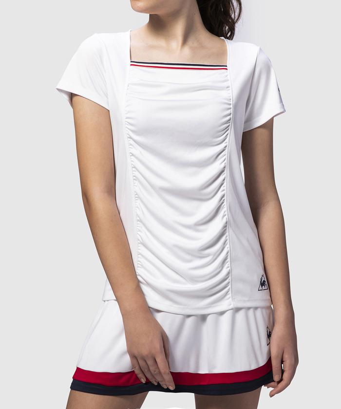 【テニス】【レディス】クラシック半袖シャツ