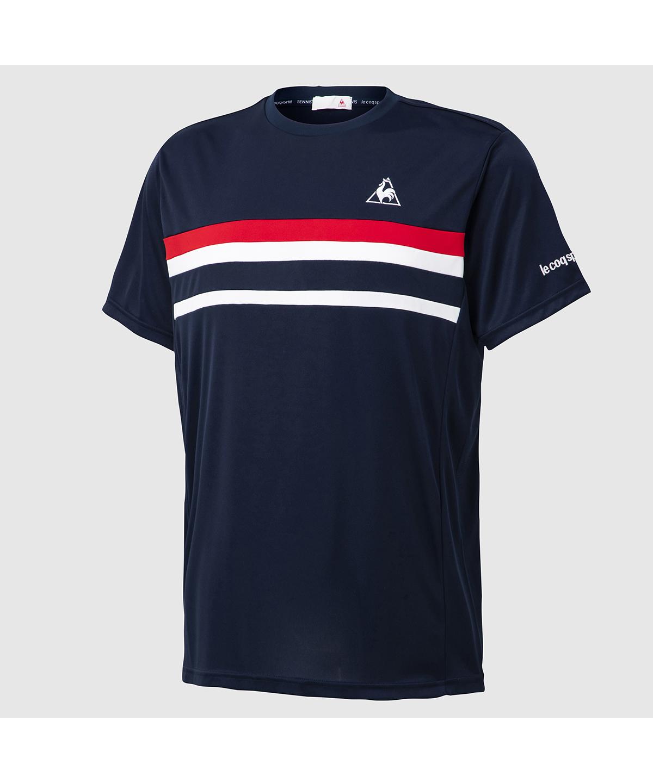 【テニス】【ユニセックス】半袖シャツ