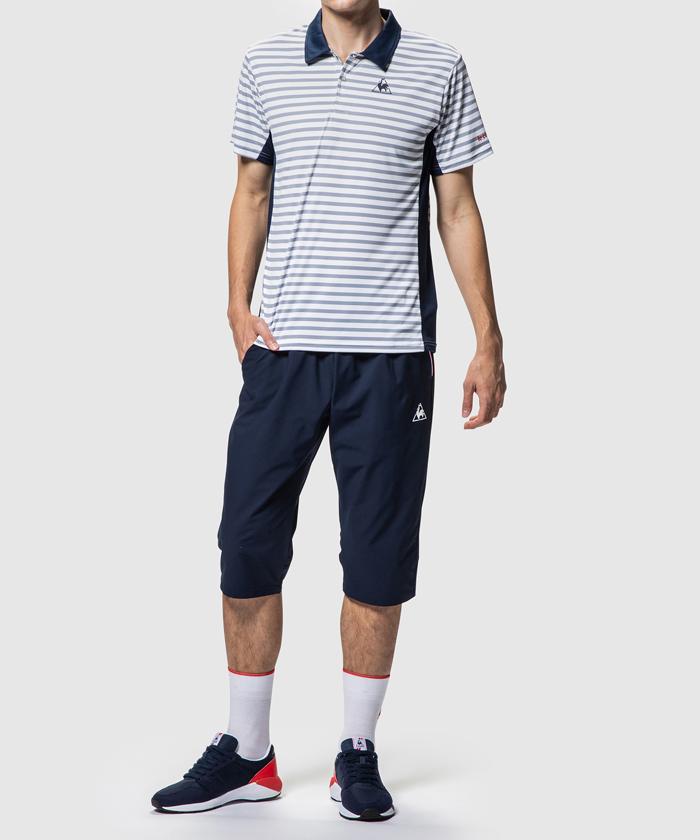 【テニス】【メンズ】六分丈パンツ