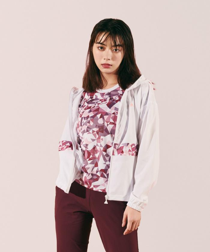 【池田エライザ着用】サンスクリーン半袖シャツ
