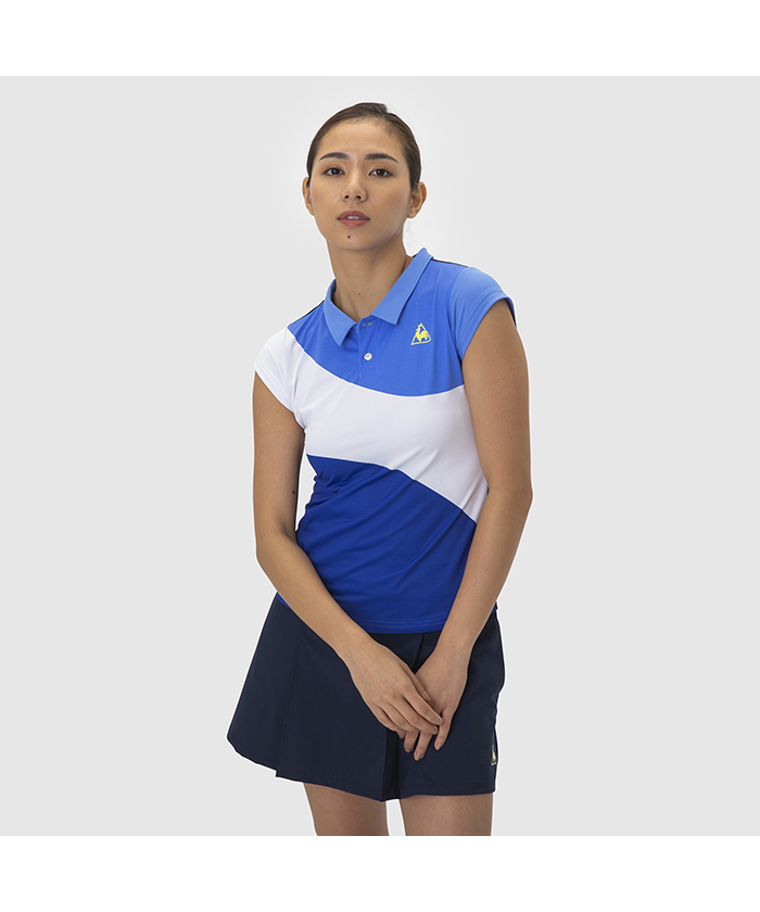 【テニス】【レディス】ノースリーブシャツ