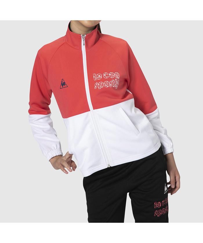【ジュニア】ウォームアップジャケット