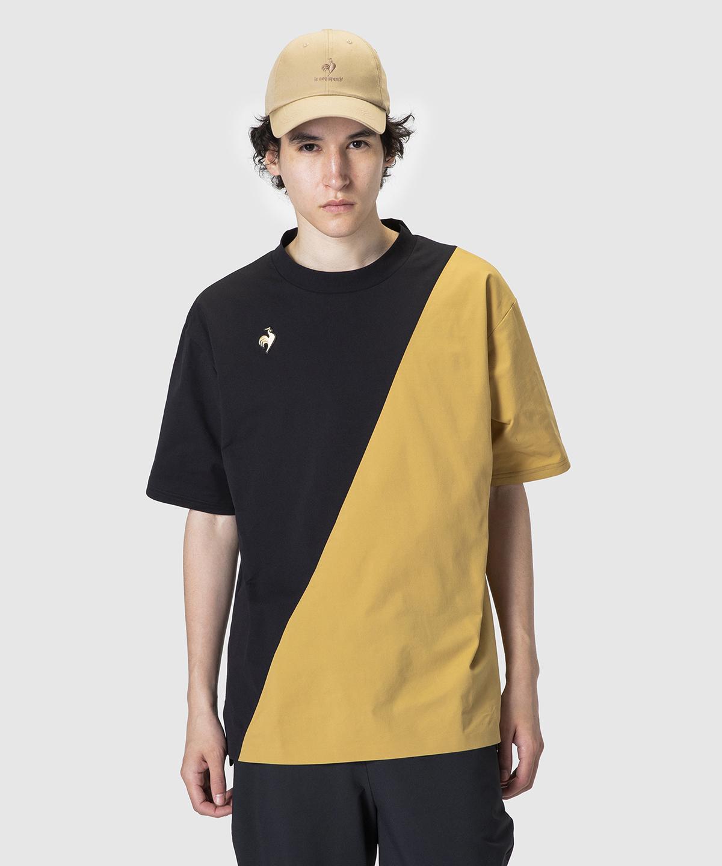 ハーフスリーブシャツ