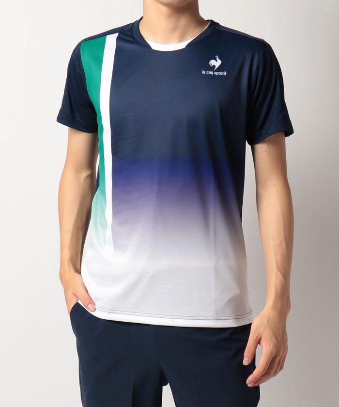 【テニス】半袖シャツ