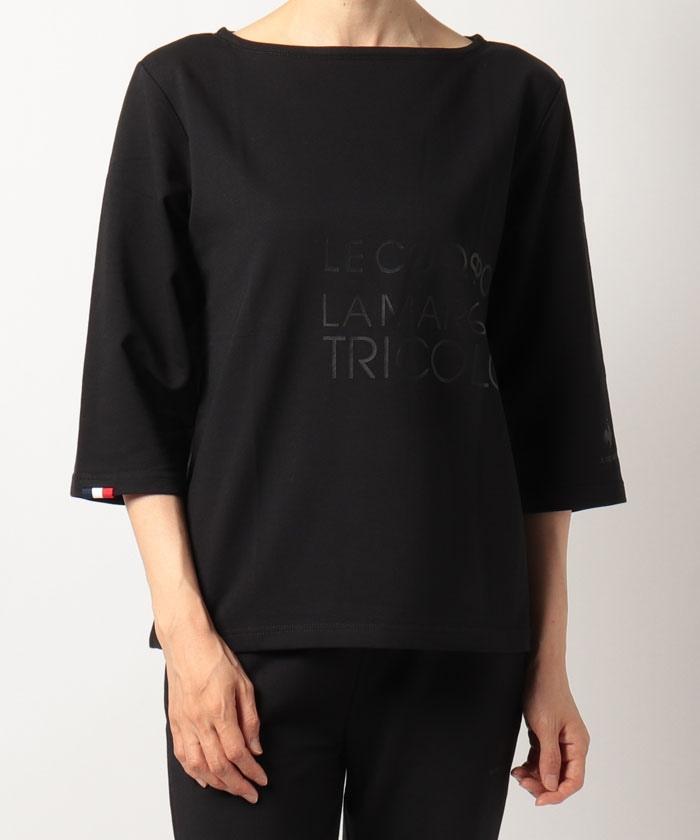 リラックス7分袖シャツ