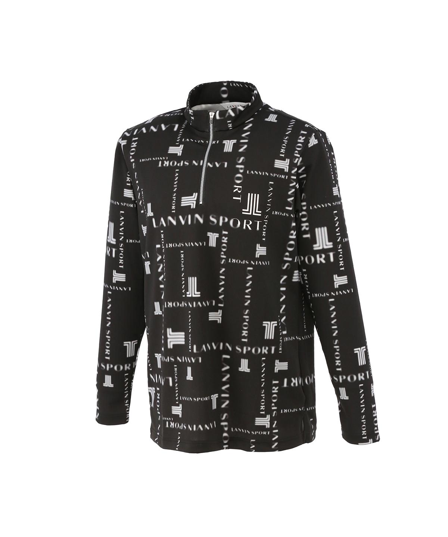 【フィールサーモ】ロゴグラフィックプリントシャツ