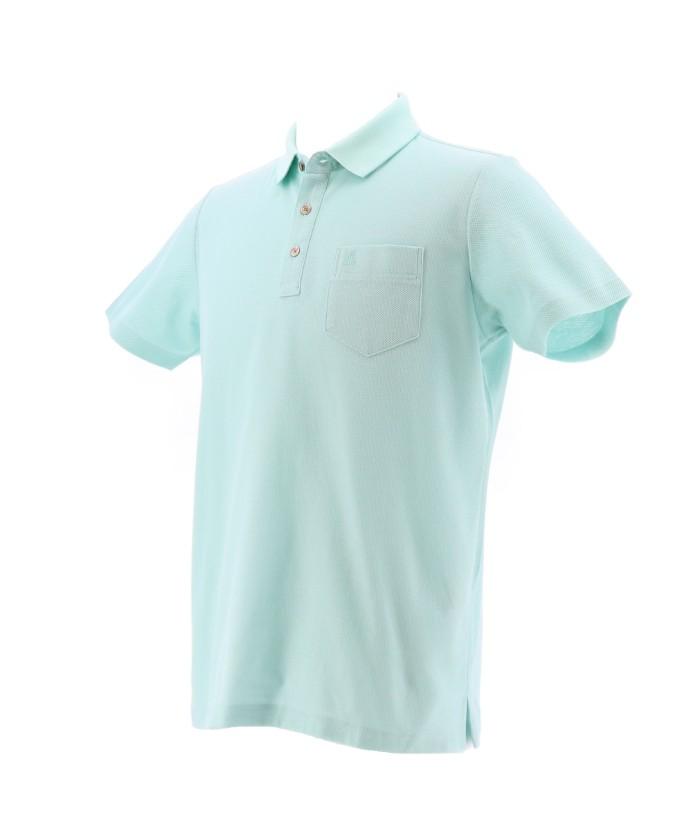 【吸水素材】半袖シャツ
