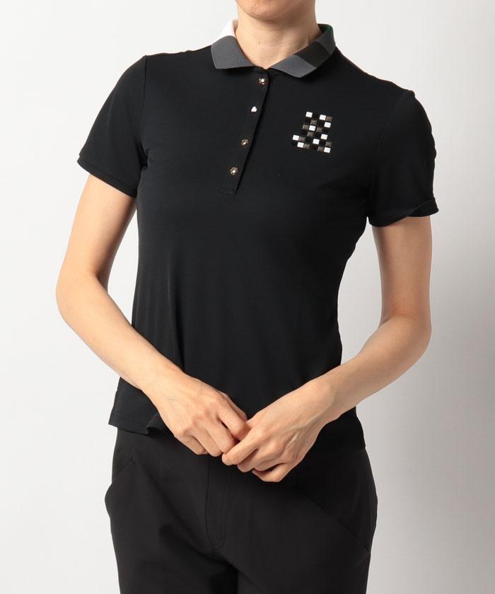 【ECO】【サンスクリーン】半袖ポロシャツ