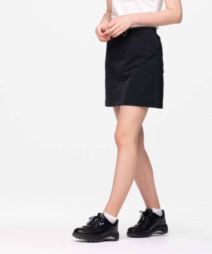 【クーリスト】【UV】スカート(42cm丈)