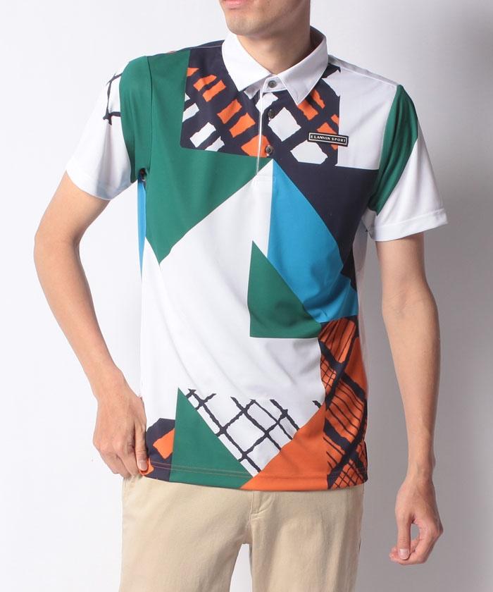 【クーリスト】グラフィックデザイン半袖シャツ