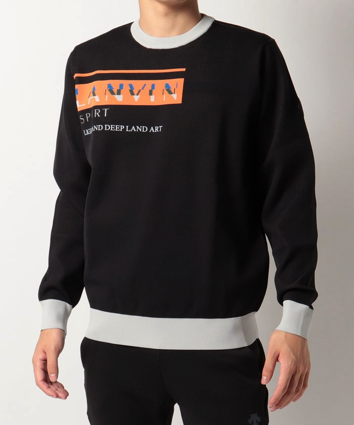 【ECO】ロゴセーター