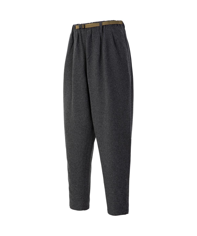 【四角友里コラボレーション】 W's Wool-Like Monpe Pant / ウィメンズウールライクモンペパンツ