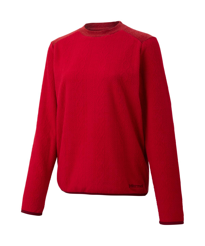 【四角友里コラボレーション】 W's Fleece Sweater / ウィメンズフリースセーター