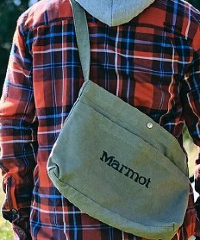 Lite Canvas Shoulder Bag / ライトキャンバスショルダーバッグ