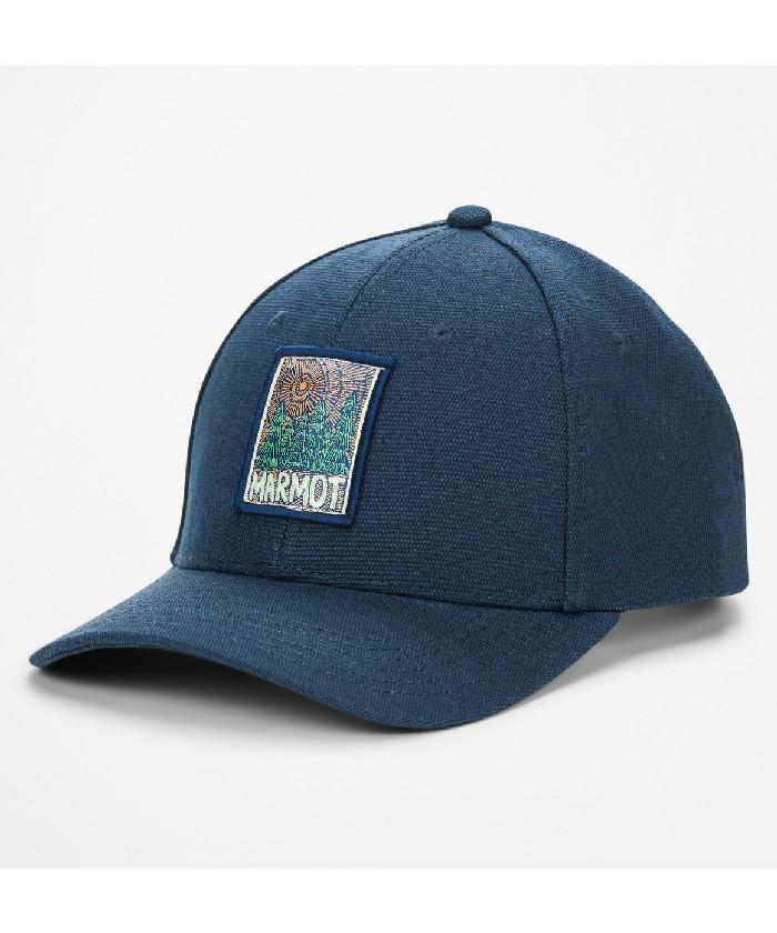 【インポート】Marmot Hemp Cap / マーモットヘンプキャップ