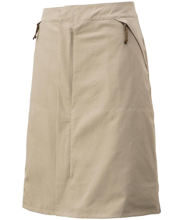 【四角友里コラボレーション】W's Reversible Yama Skirt / ウィメンズリバーシブルヤマスカート
