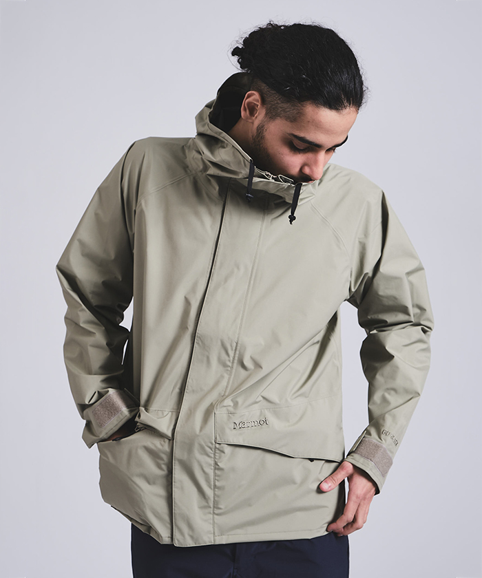 【SHIPS別注】【GORE-TEX PACLITE】All Weather Parka / オールウェザーパーカー