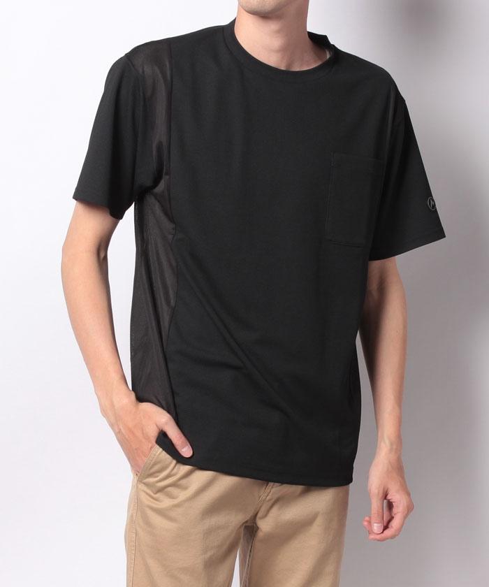 【直営店限定】Climb 3250 H/S Pocket Tee / クライム3250ハーフスリーブポケットTシャツ