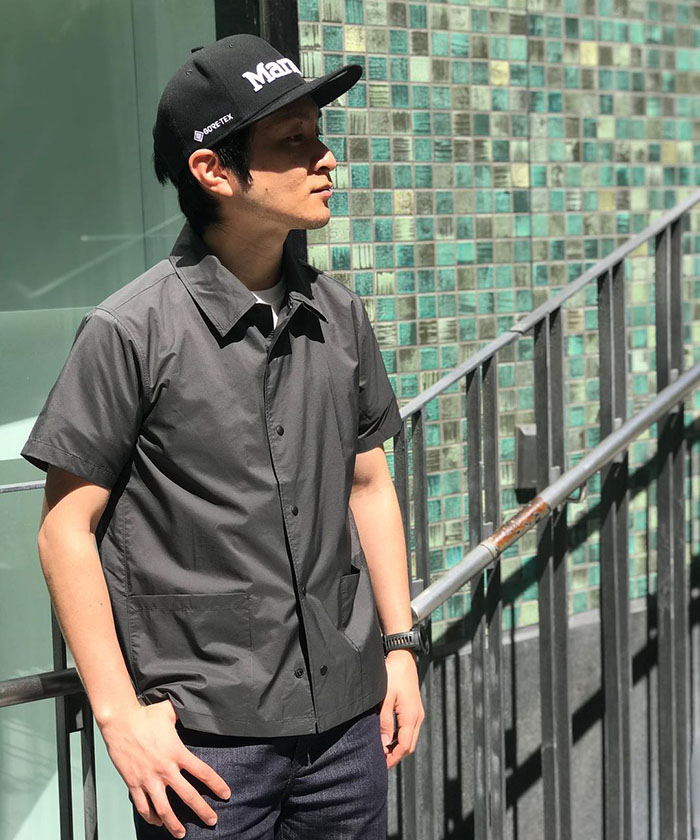 【直営店限定】Hiker H/S Shirt / ハイカーハーフスリーブシャツ