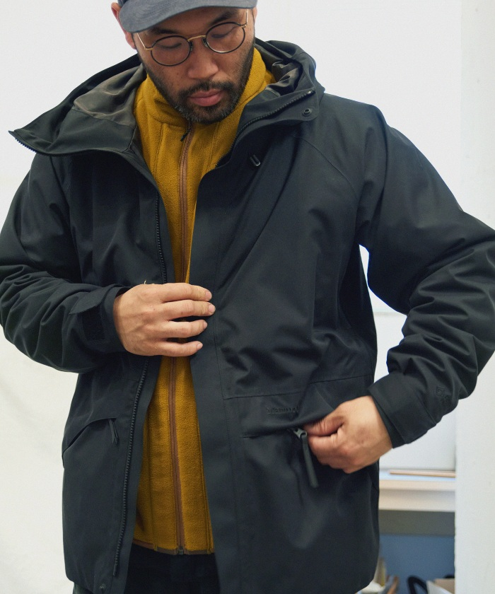 【Marmot Infuse】オール・ウェザー・キット・パーカ / All Weather Kit Parka