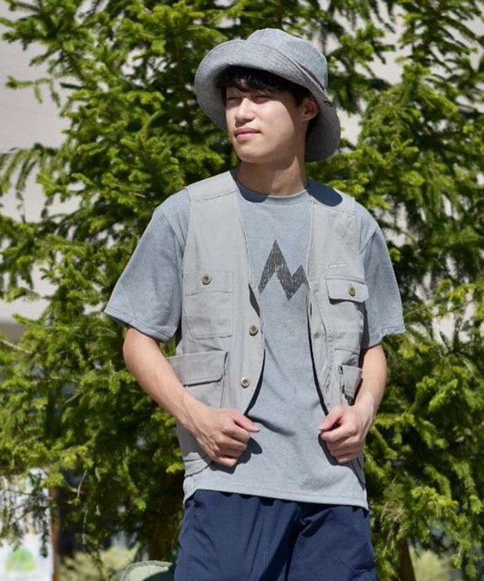 【難燃】バーナビーベスト/Burnaby Vest