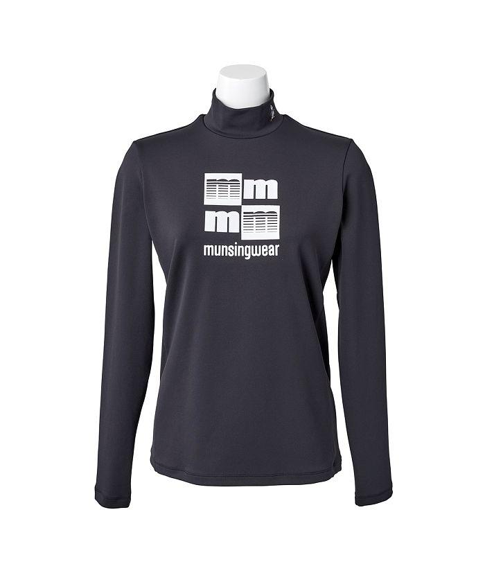 【ENVOY/エンボイ】モーション3D 防風裏微起毛ハイネック長袖シャツ