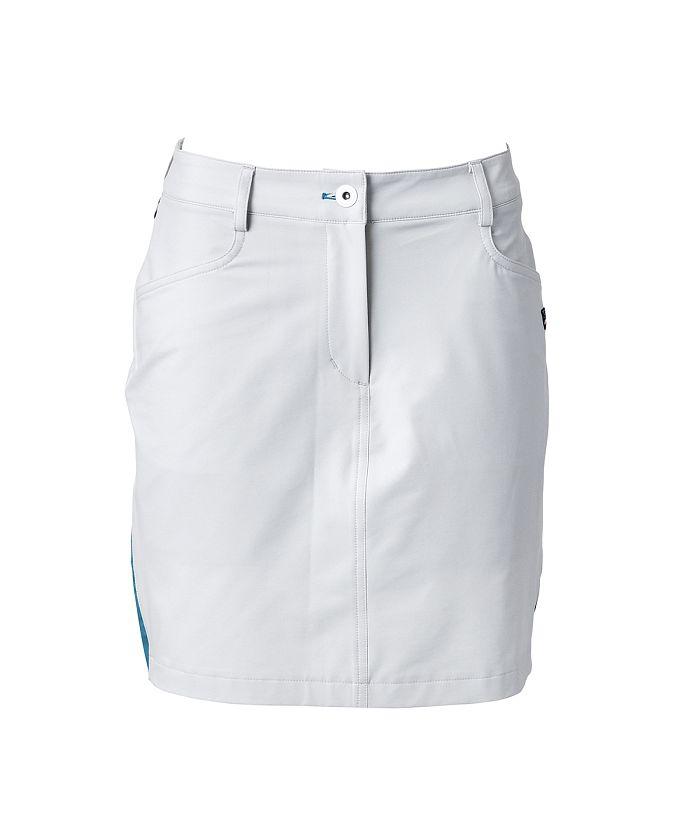 キープクリーン360°スカート(インパンツ付き。42cm丈)