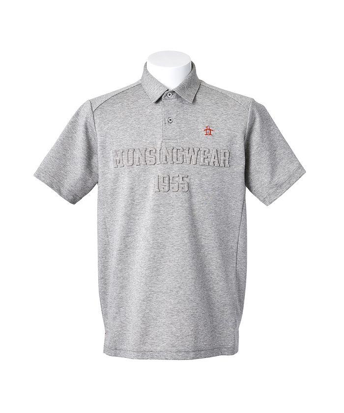 【サンスクリーン】デボスロゴ半袖シャツ