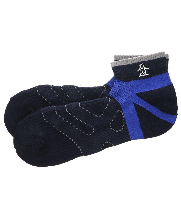 【抗菌防臭】アンクル丈ラソックス 靴下