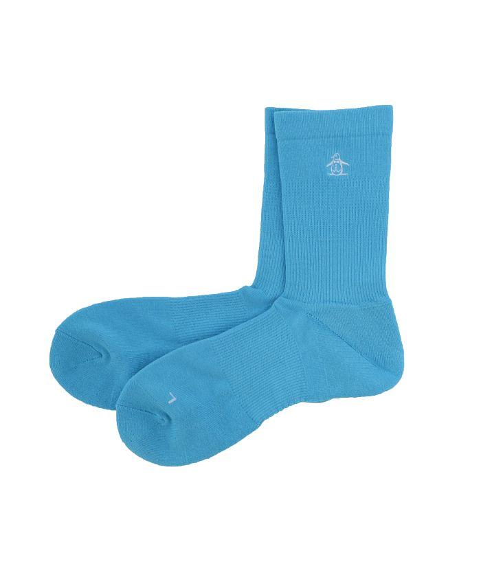 L字型ミドル丈ソックス 靴下