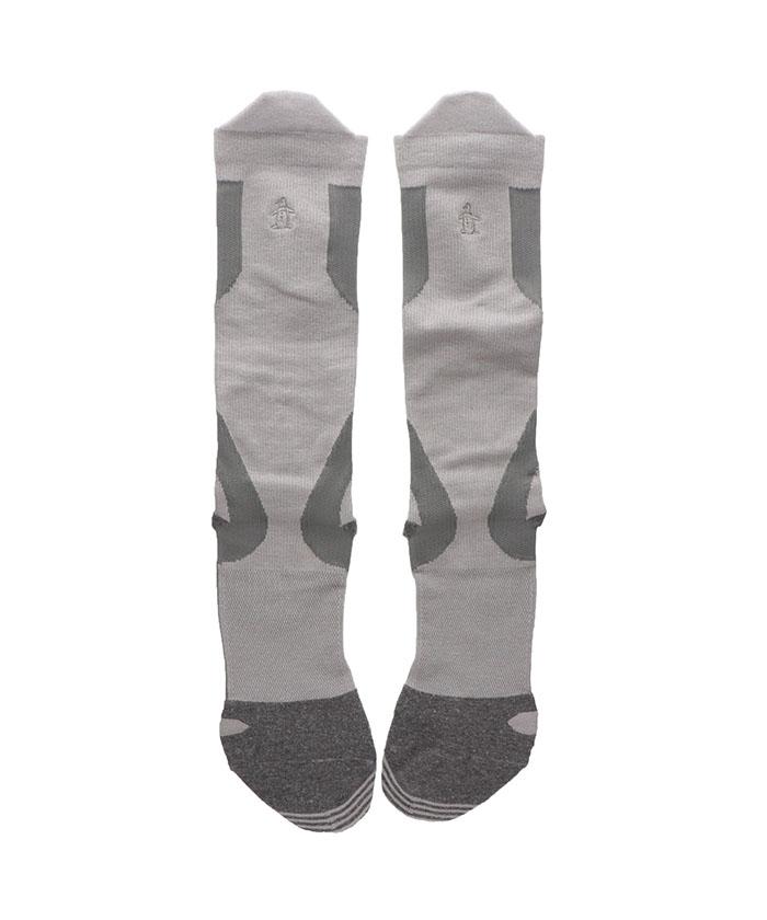 【抗菌防臭】3Dクルー丈ソックス 靴下