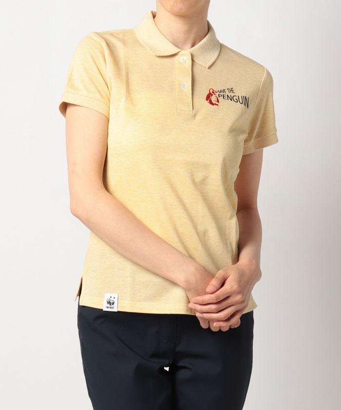 WWFコラボオーガニックコットン半袖シャツ