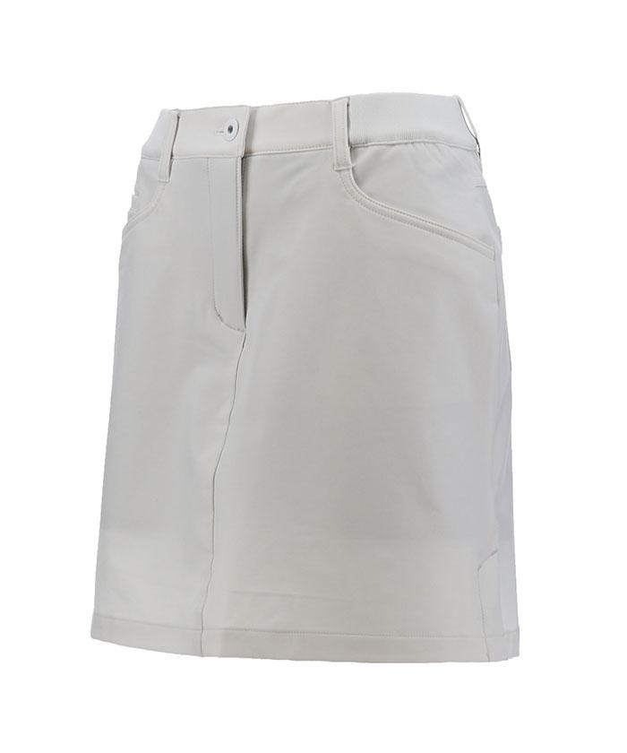 ストレッチスカート(42cm丈/インナーパンツ付き)