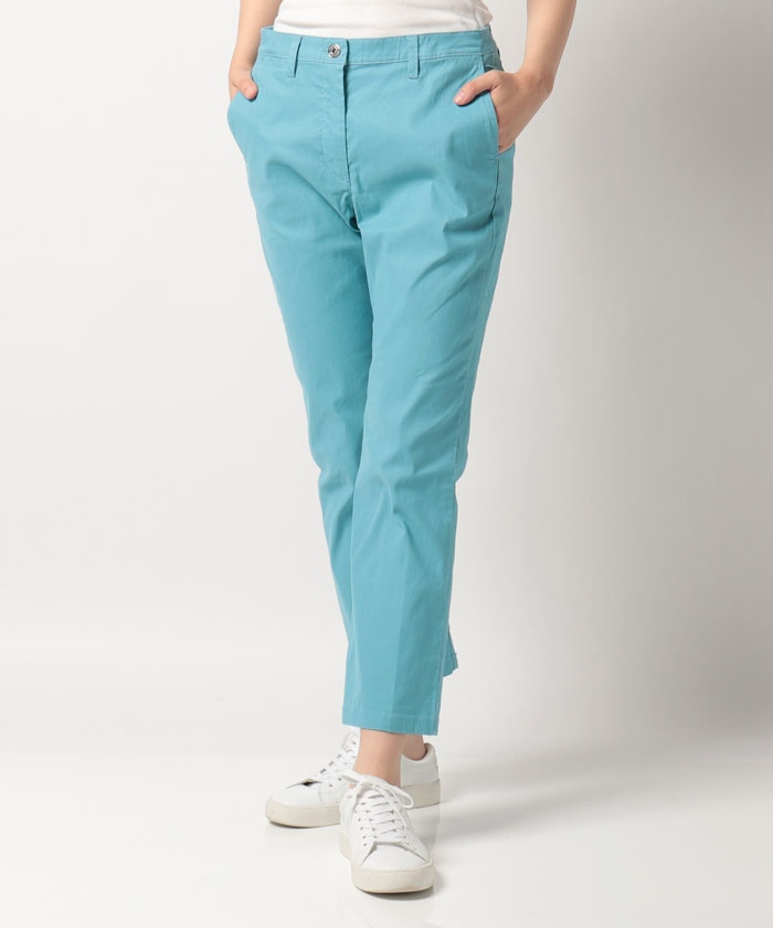 70/30 Greman Cord Chino ブーツカット cropped Pants(8分丈)