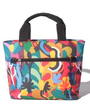 【LEDANIAコラボ】グラフィックプリントカートバッグ