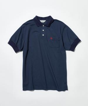 【Grand-Slam】60's アクションフリーガセットポロシャツ
