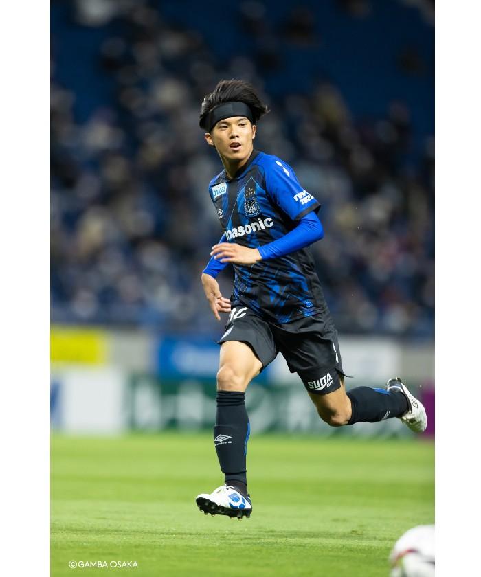 【Jリーグ】【2021シーズン】ガンバ大阪 1ST/HOME オーセンティック半袖ユニフォーム  GAMBA