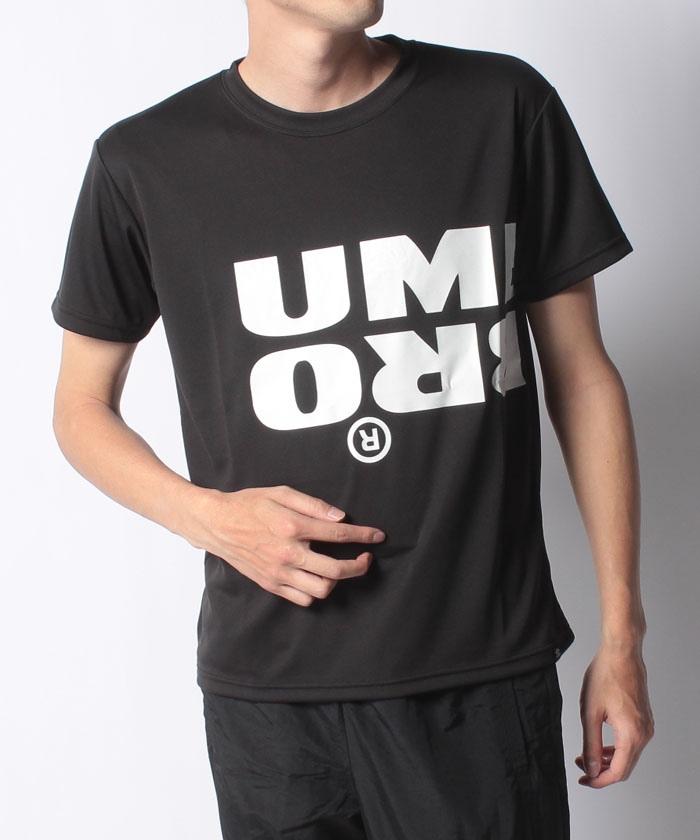 半袖ドライTシャツ/ビックワード |HERITAGE/ ヘリテージ|吸汗・速乾・UPF15