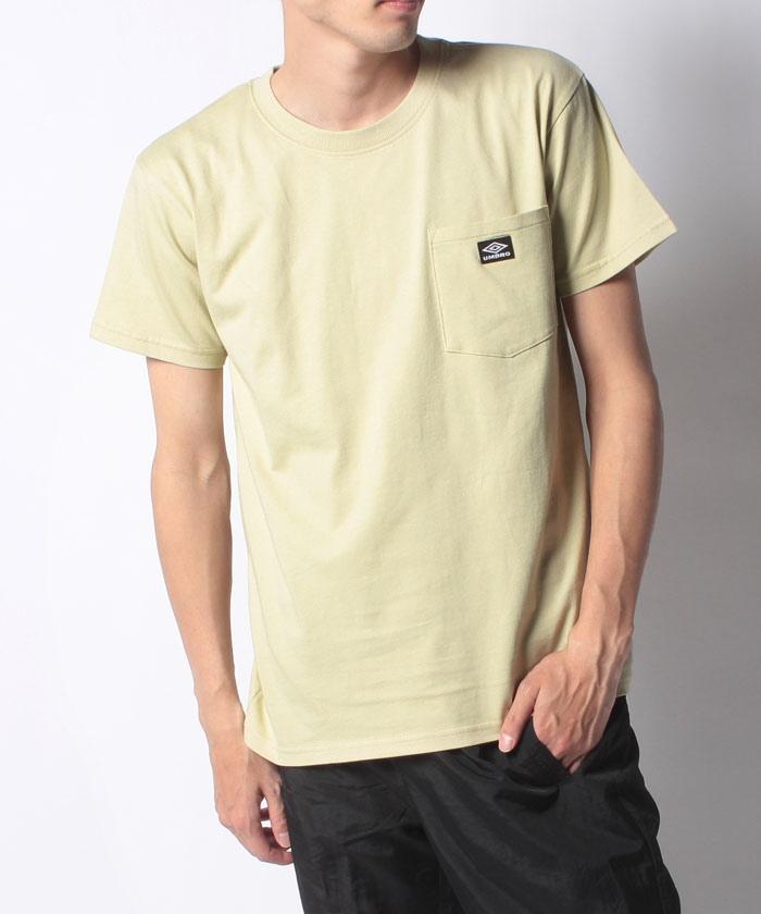 半袖Tシャツ/ワンポケット |HERITAGE/ ヘリテージ|綿100%で吸汗・速乾