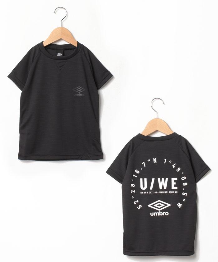 【遮熱SUNSCREEN】ジュニア用 半袖プラクティスシャツ |高通気・吸汗・速乾|サンスクリーン