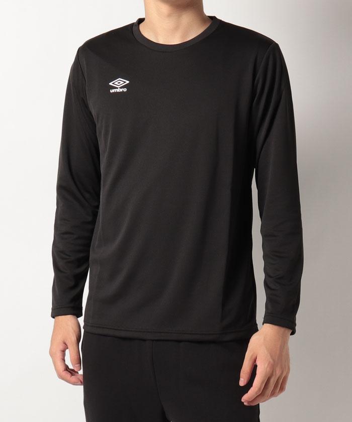 BASIC 長袖ドライTシャツ|吸汗・速乾・UV(UPF15)