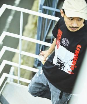 HERITAGE 半袖Tシャツ(フォトT) 吸汗・速乾・ストレッチ