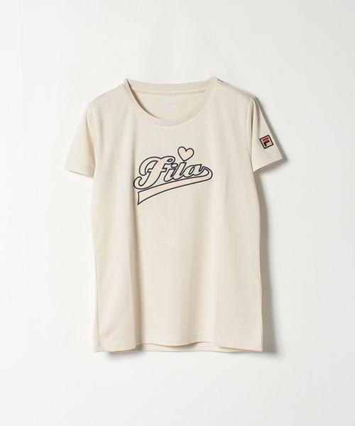 アップリケTシャツ