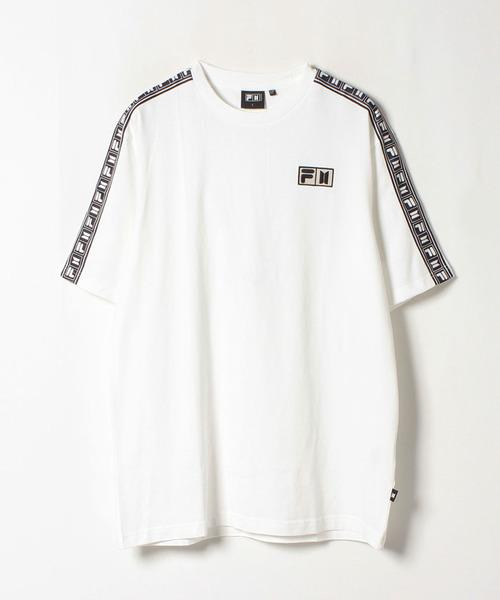 FILA×BTS 肩ラインTシャツ