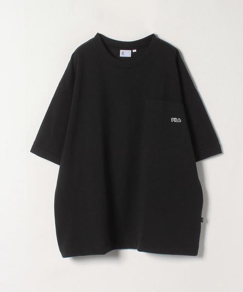 ポケットツキTシャツ