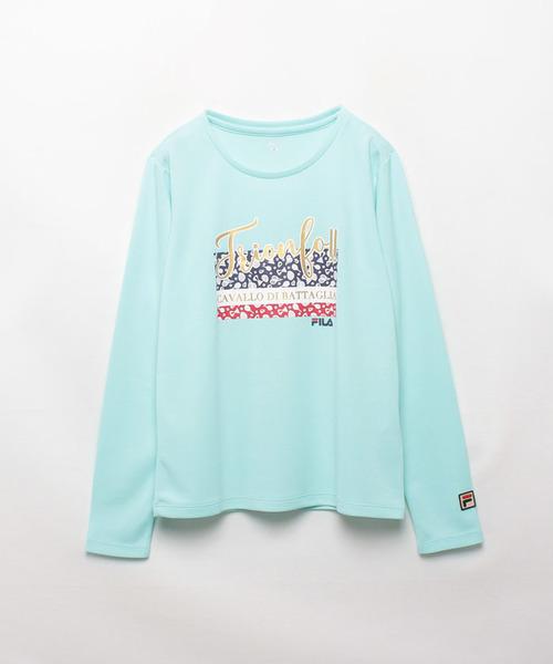 ロングスリーブグラフィックTシャツ
